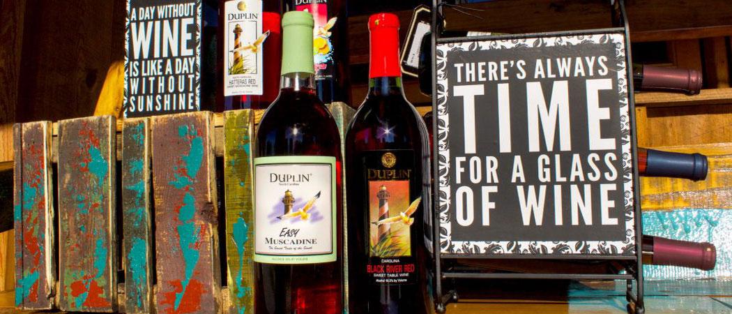Duplin Winery Myrtle Beach