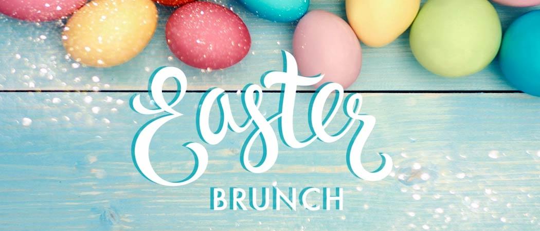 Easter Brunch Myrtle Beach