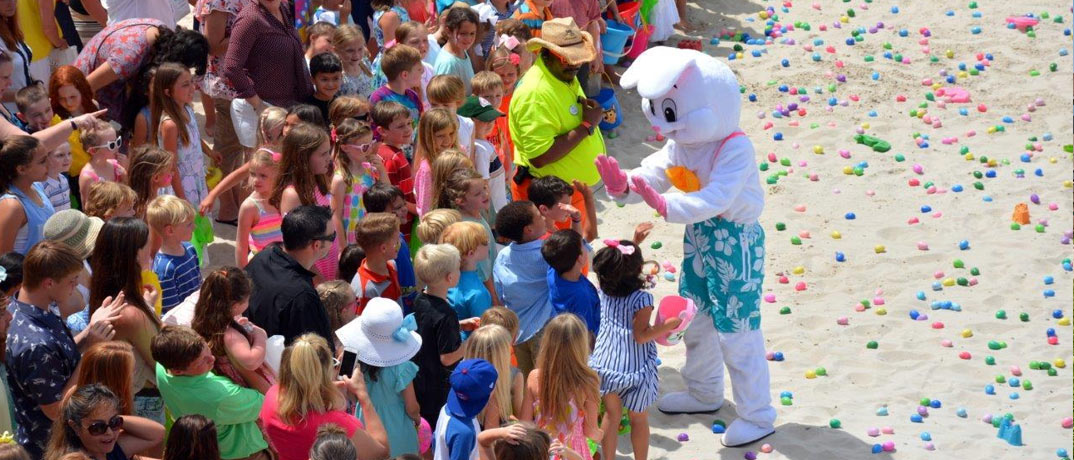 Easter in Destin