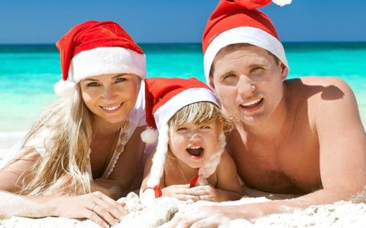 Emerald Coast Christmas Vacation