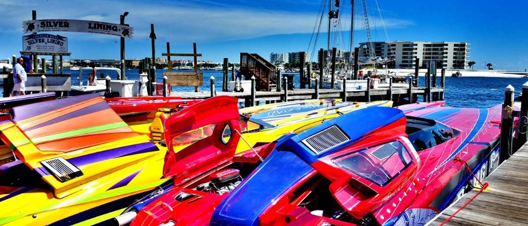 Power Boats for Poker Run