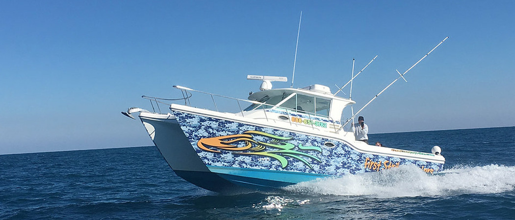 First Strike Charters