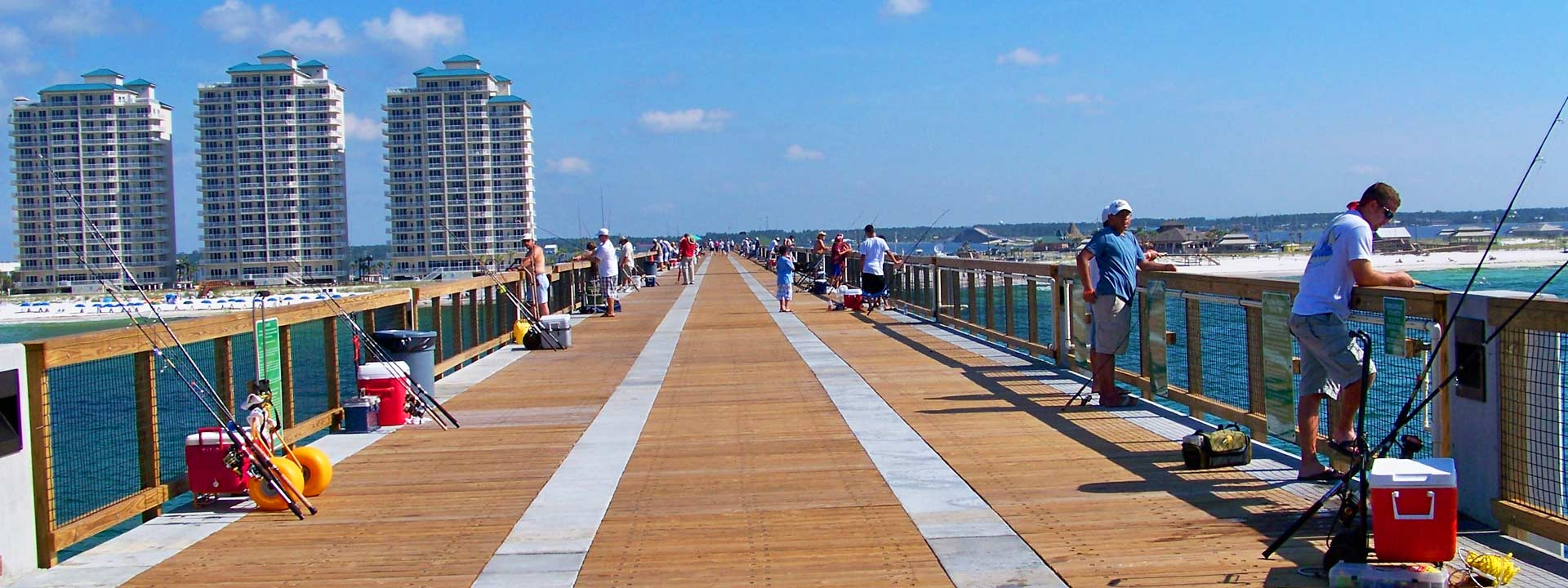 List Of Destin Fishing Piers Piers In Destin Florida