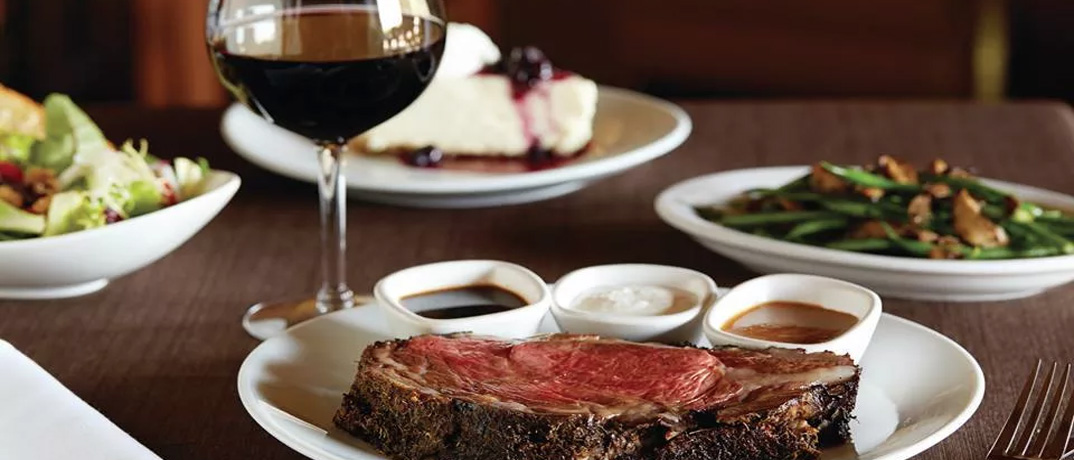 Flemings Steakhouse and Wine Bar
