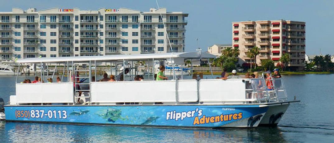 Flipper's Adventures