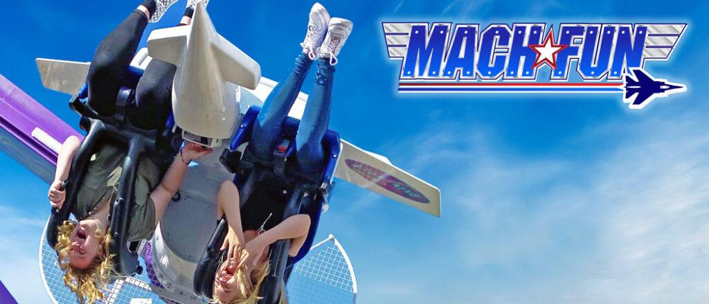 Mach Fun at Funplex Myrtle Beach
