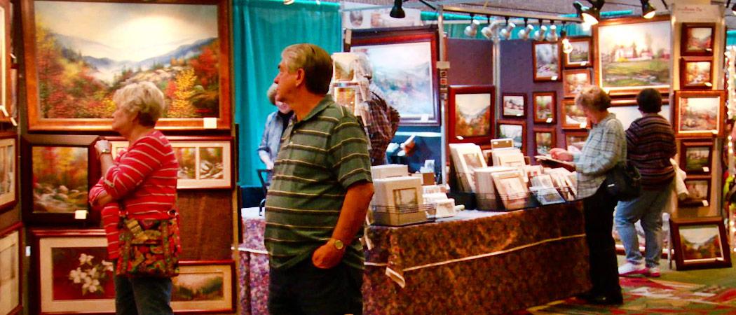 The Gatlinburg Craftsman's Fair