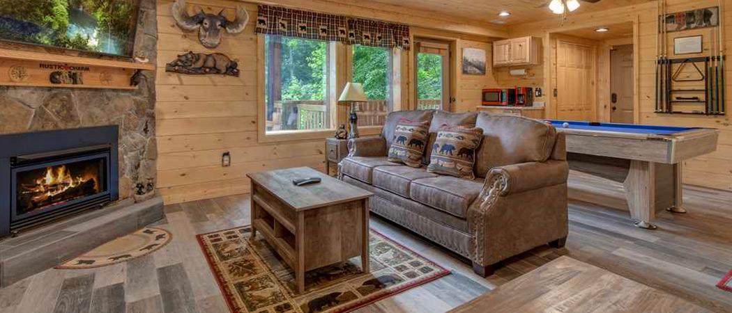 Condo-World Gatlinburg Cabin