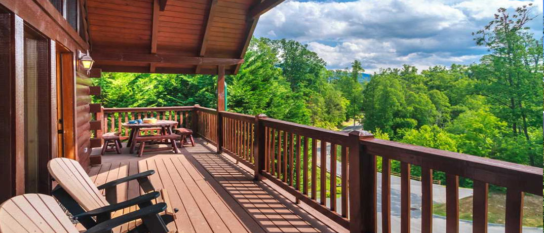 Gatlinburg Cabin - Saddle Ridge