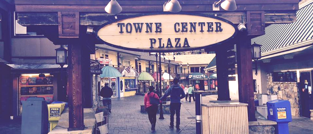 Towne Center Plaza