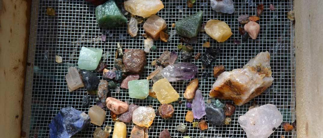 Little River Gem Mine located in Gatlinburg, TN