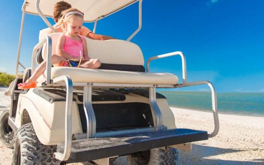 Golf Cart Laws in Myrtle Beach
