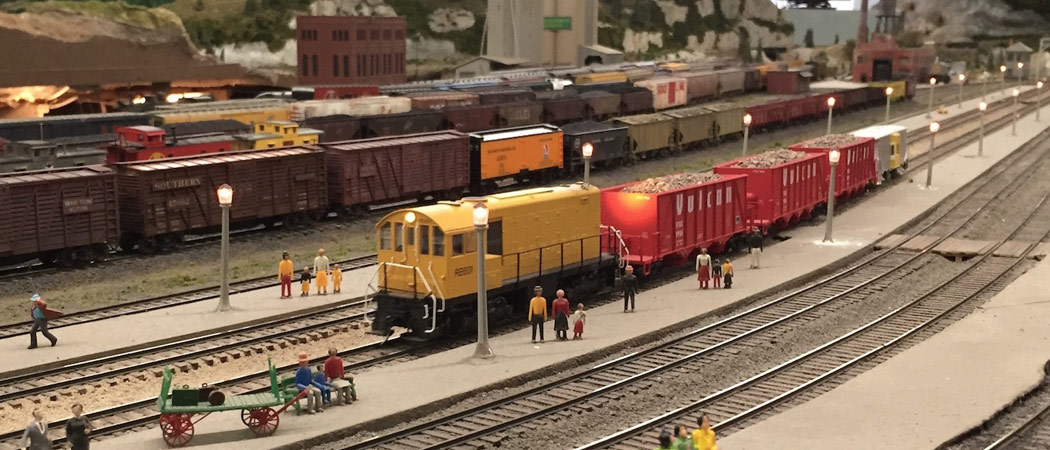 Grand Strand Model Railroad Club