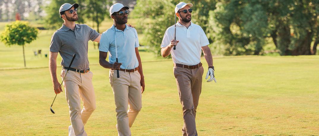 Guys Golf Trip