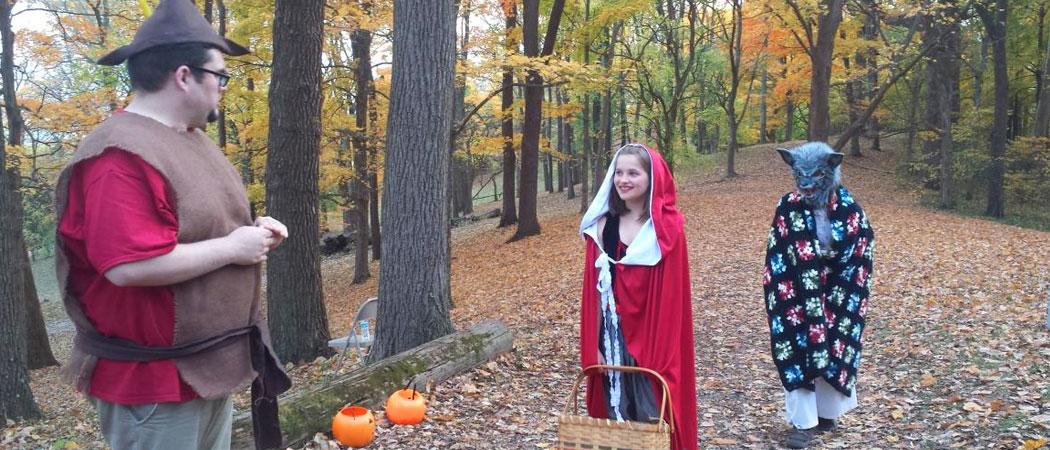 Hike some Halloween trails