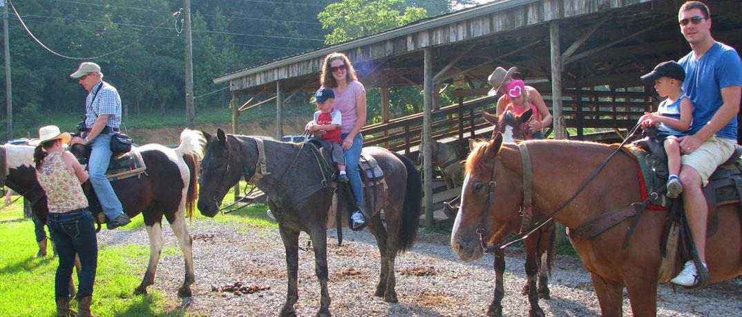 Hay Rides & Horse Riding