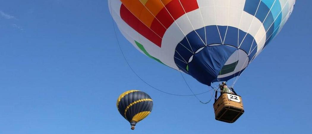 Helium Balloon Rides Myrtle Beach
