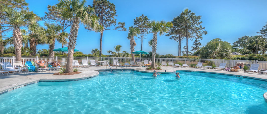 Hilton Head Condo Pool
