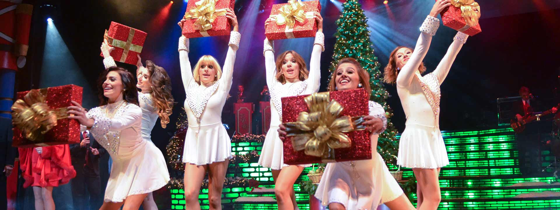 Myrtle Beach's Best Christmas Shows of 2017