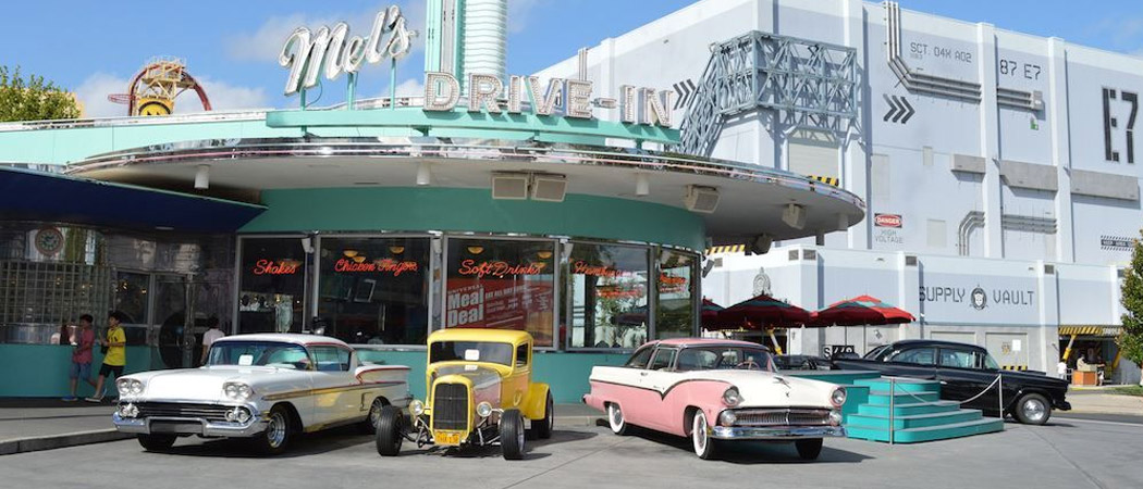 Universal Studios Orlando Dining