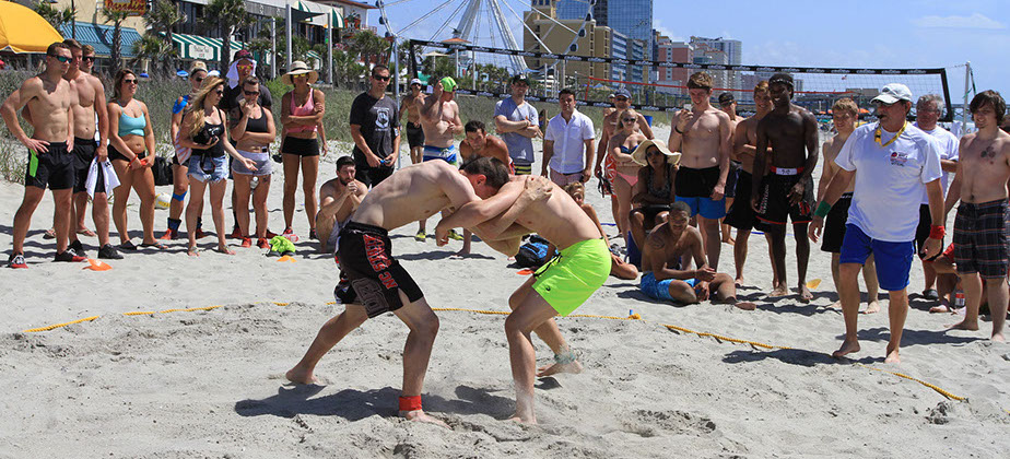 5th Annual Native Sons Salt Games in Myrtle Beach