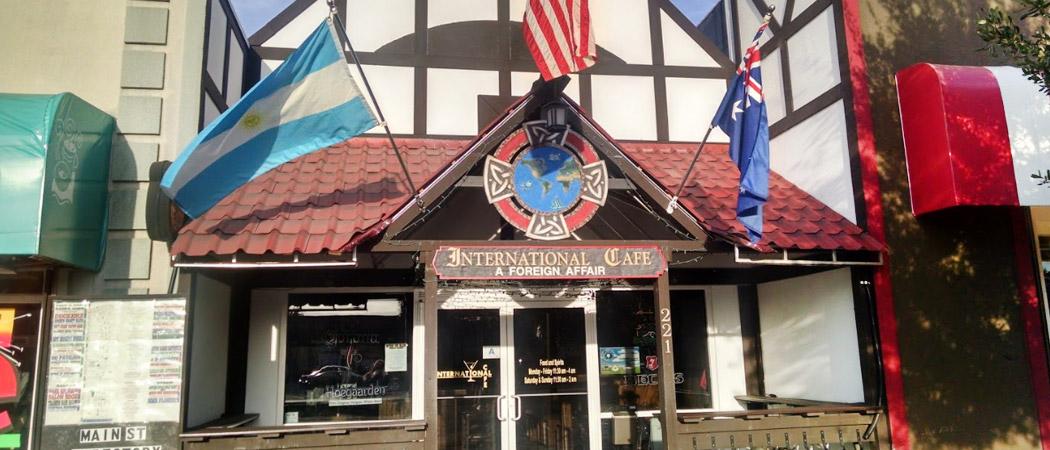 International Café