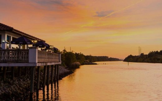 Waterfront Restaurants on the Intracoastal
