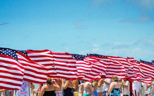 July Fourth in Myrtle Beach