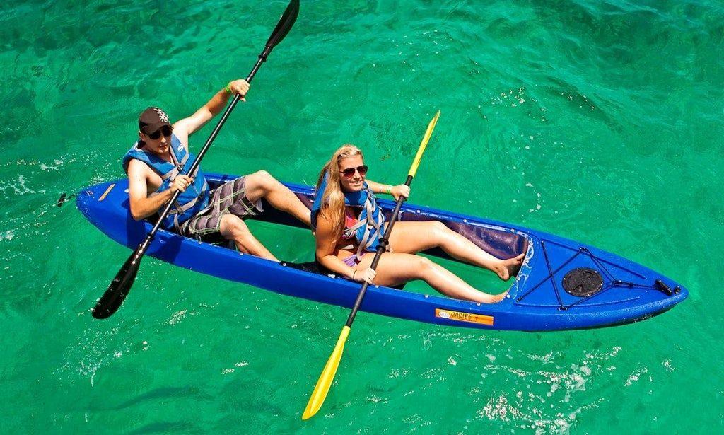 Kayak rentals Panama City Beach