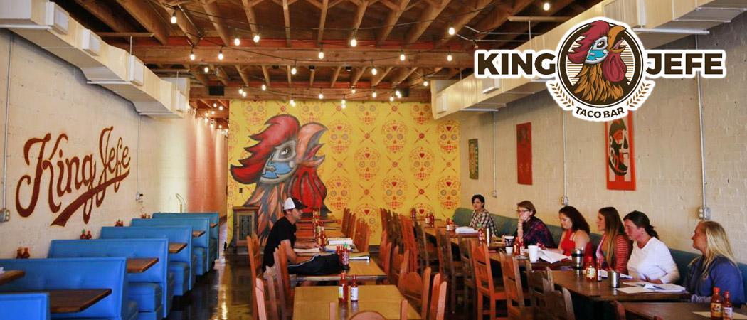 King Jefe Taco Bar