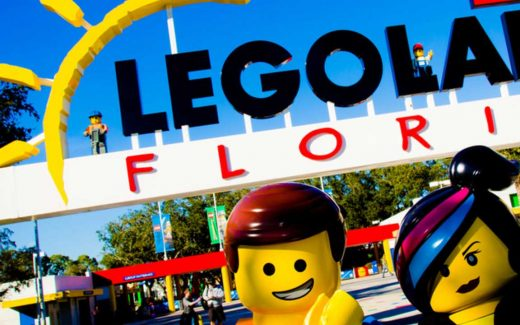 Legoland Imagination Zone