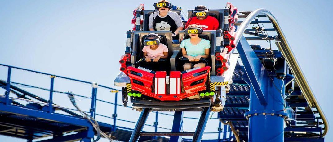 Legoland Rides