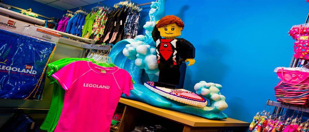 Legoland Shopping