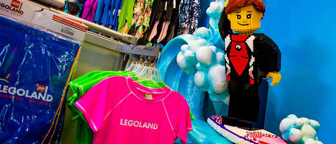 Shop at Legoland Water Park
