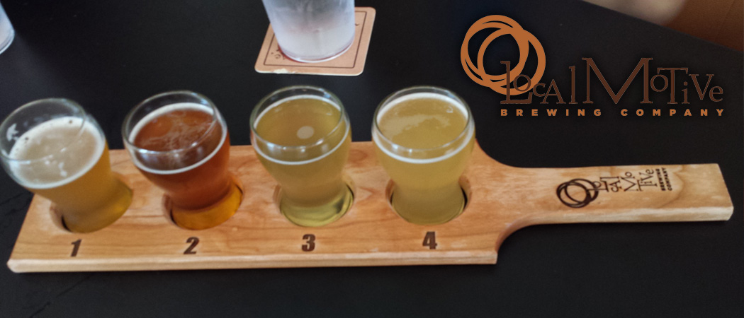 Local Motive Brewing Company Pecan Trail