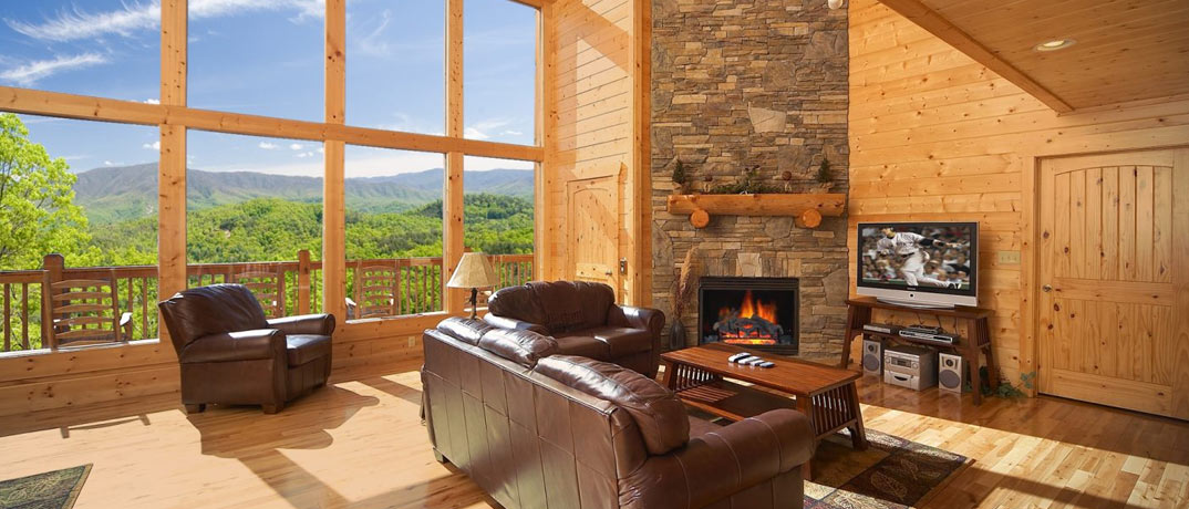 Luxury Cabins in Gatlinburg