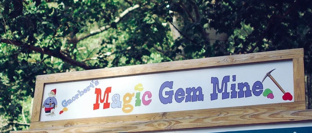 Magic Gem Mine, Gatlinburg Tennessee