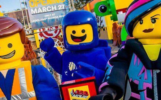 Lego Movie World