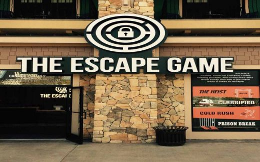 Escape Rooms Pigeon Forge