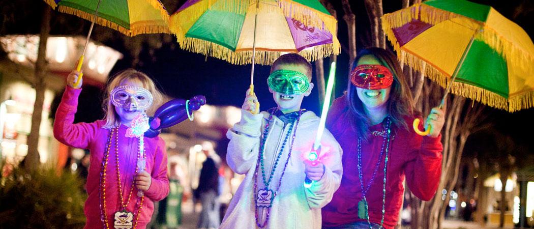 Mardi Gras & Music Festival Panama City Beach