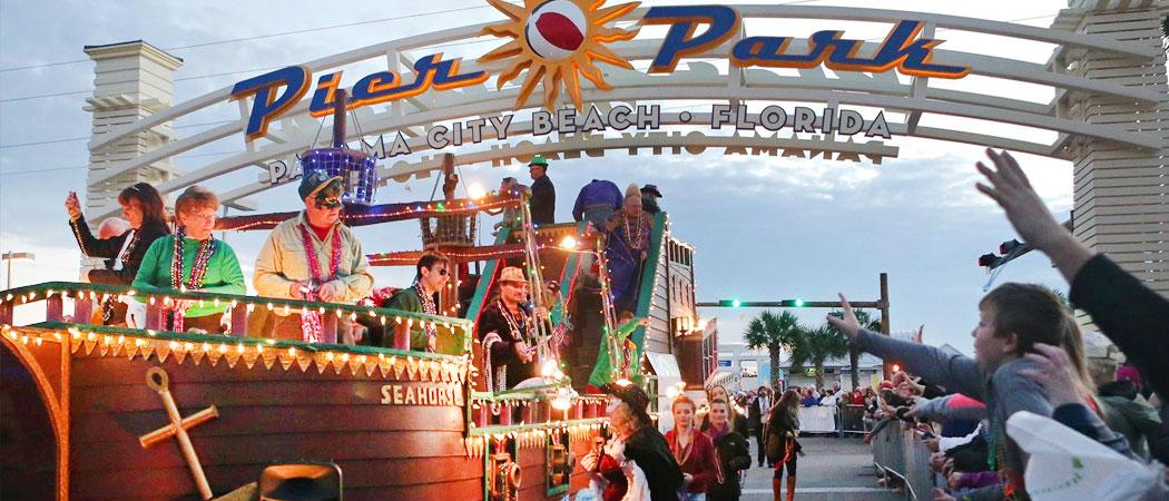 Mardi Gras Panama City Beach
