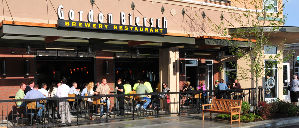 Gordon Biersch in Market Common