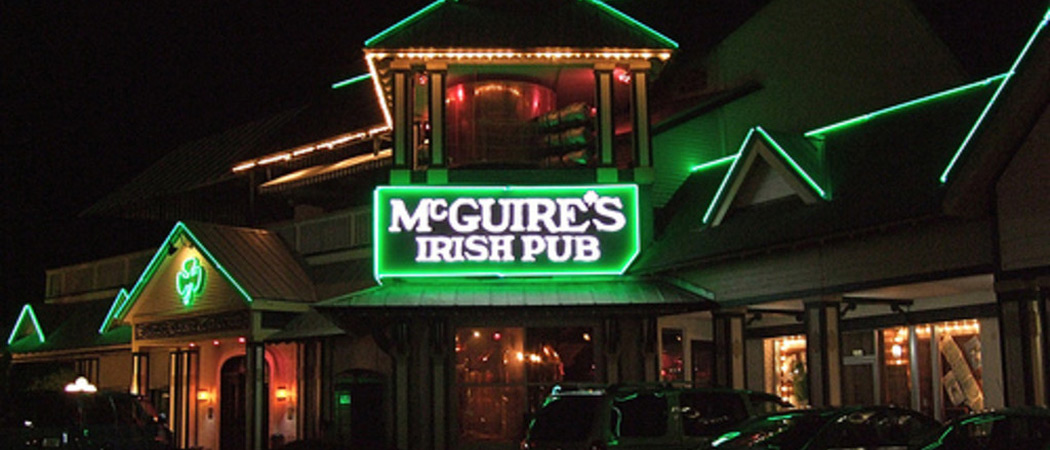 McGuires Irish Pub