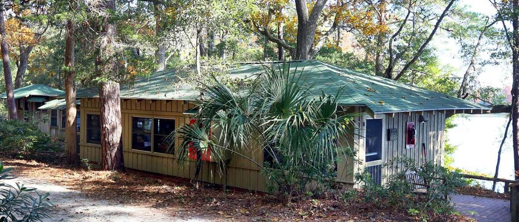 Meher Spiritual Center Cabin
