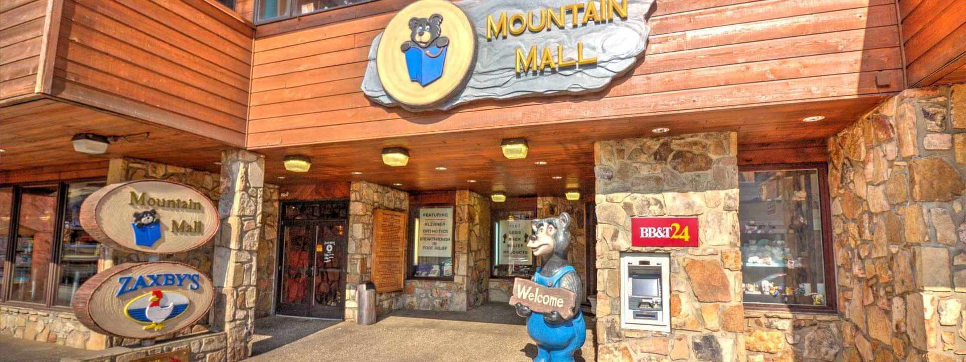 Stores In Gatlinburg Mountain Mall Shopping In Gatlinburg Tn