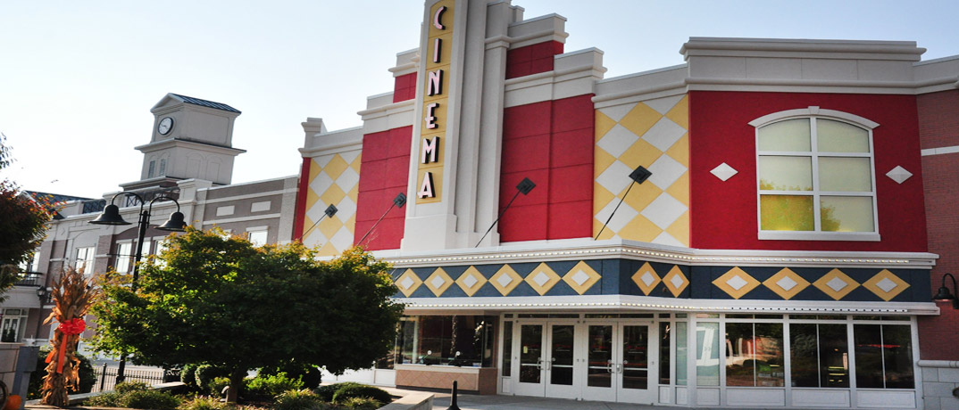 Movie Theaters in Pigeon Forge
