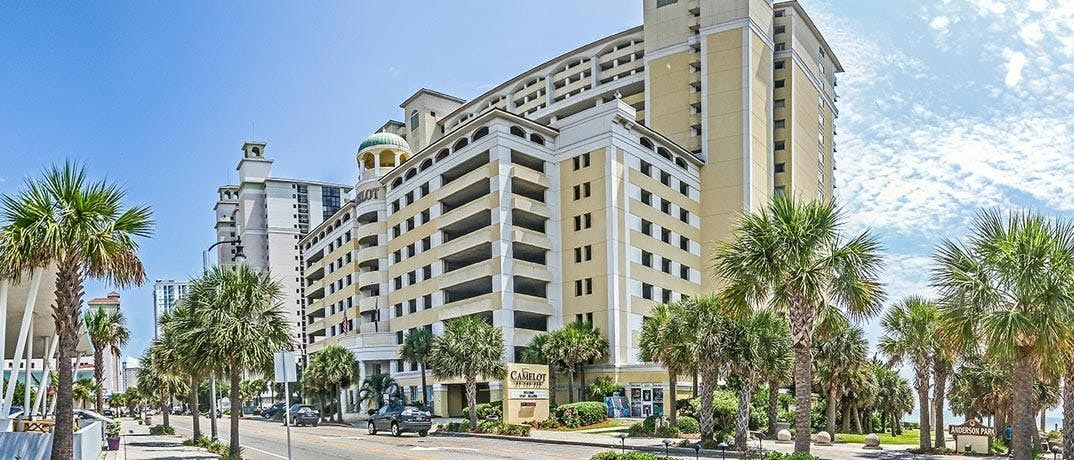 Camelot by the Sea Condo World