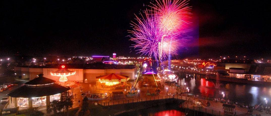 Myrtle Beach Fireworks