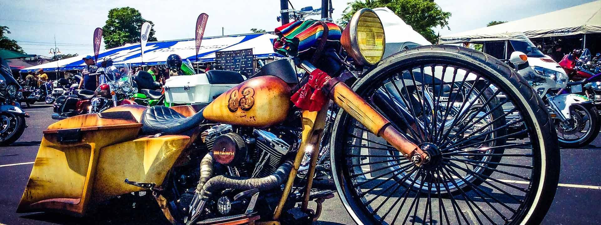 Myrtle Beach Bike Week 2020