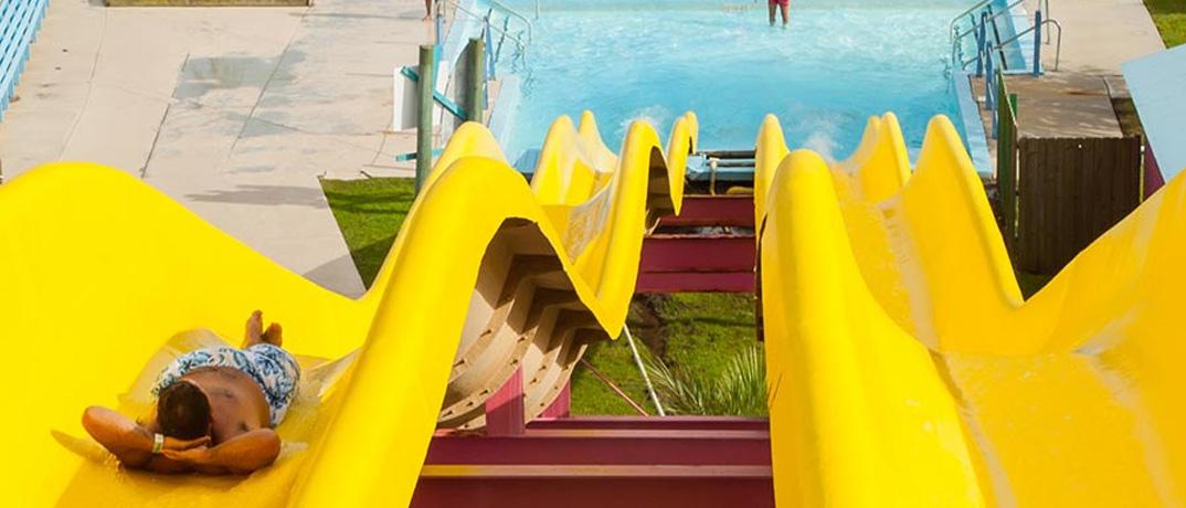 Myrtle Waves Water Slides